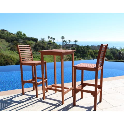 Havenside Home Surfside Bar Dining Set