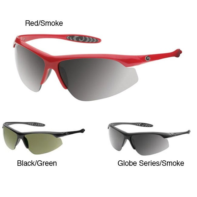Gargoyles Men's 'Strikers' Sport Wrap Sunglasses