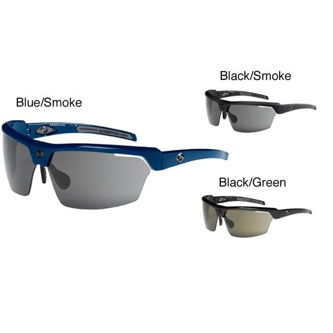 Gargoyles Men's 'Cardinal' Sport Wrap Sunglasses