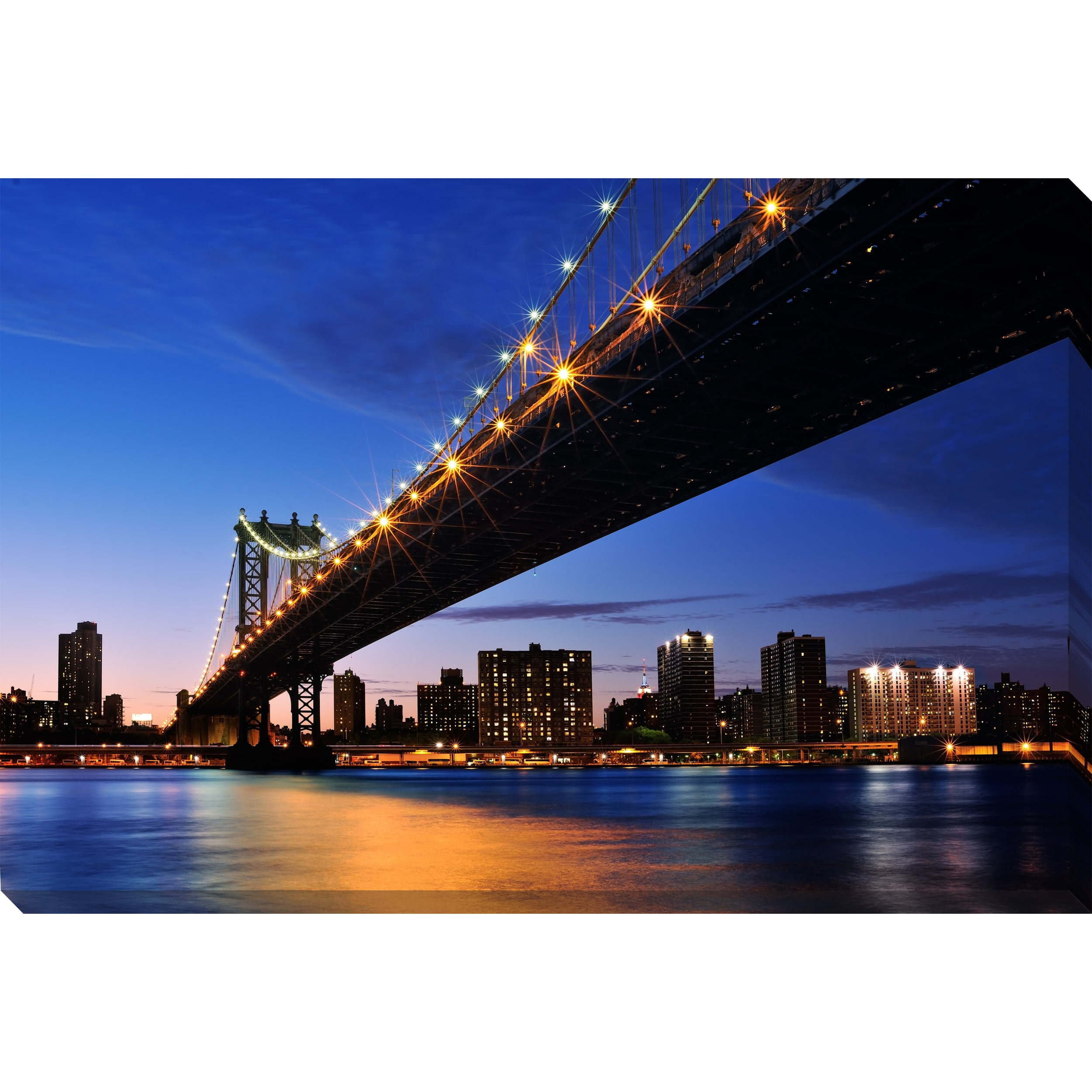 Gallery Direct Manhattan Oversized Gallery Wrapped Canvas