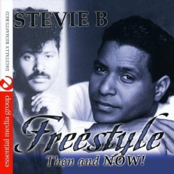 STEVIE B - FREESTYLE THEN & NOW