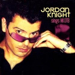 JORDAN KNIGHT - SINGS NKOTB