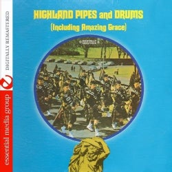 PIPES & DRUMS OF INNES TARTAN - HIGHLAND PIPES & DRUMS