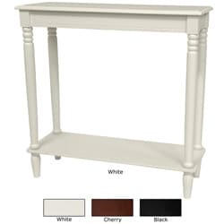 Handmade Wood 31-inch Classic Design Console Table (China)