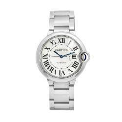 Cartier Ballon Bleu Stainless Steel Watch
