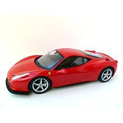 Tri Band 1:14-scale Remote Control Ferrari 458 Italia (RTR)