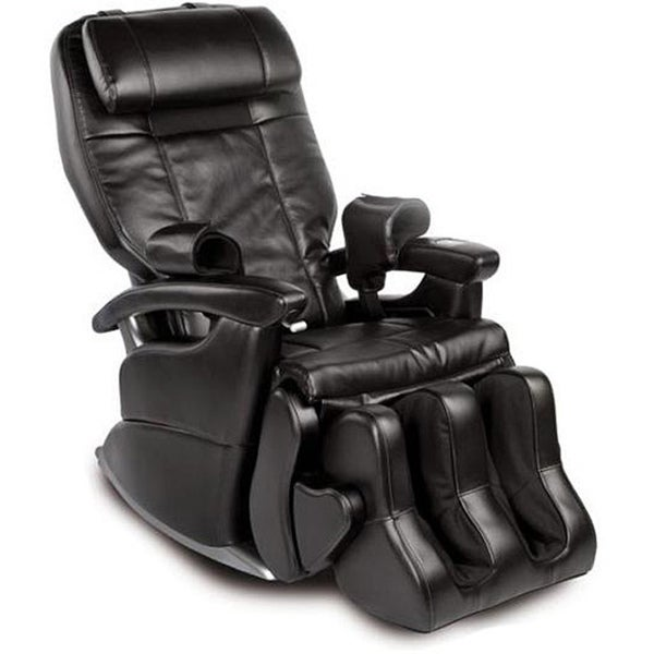 Black Deluxe WholeBody Massage Chair (Refurbished)