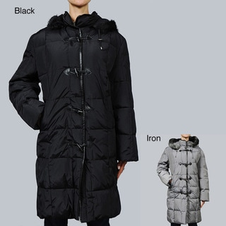 Women's Plus Size Geneva Coat
