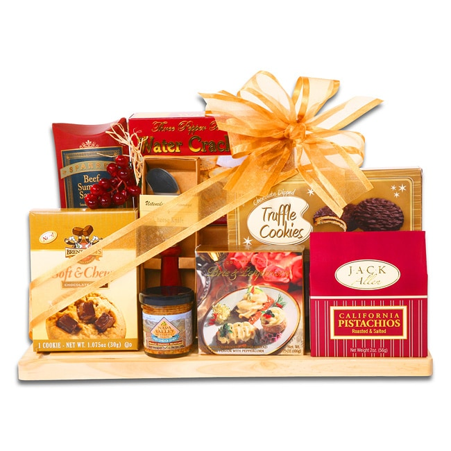 Alder Creek A Cut Above Holiday Gift Basket