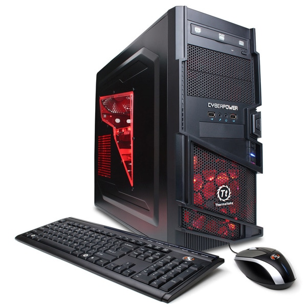 CyberpowerPC Gamer Ultra GUA250 w/ AMD FX-4300 3.8GHz Gaming Computer