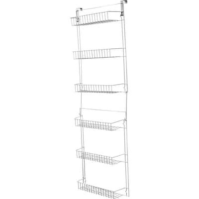 Windsor Home Over the Door Closet / Pantry Organizer with Six Shelves