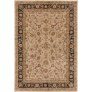 Hand-tufted Cerignola Semi-worsted New Zealand Wool Area Rug - 9' x 13'