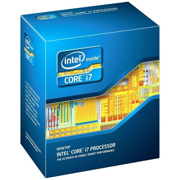 Intel Core i7 i7-2700K Quad-core (4 Core) 3.50 GHz Processor - Socket