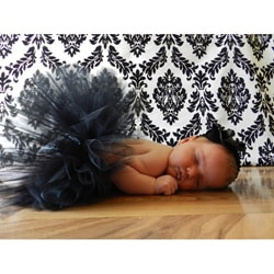 'Little Black Dress' Tutu and Headband