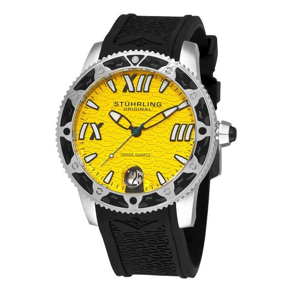Stuhrling Original Men's Regatta Weekender Swiss Quartz Watch