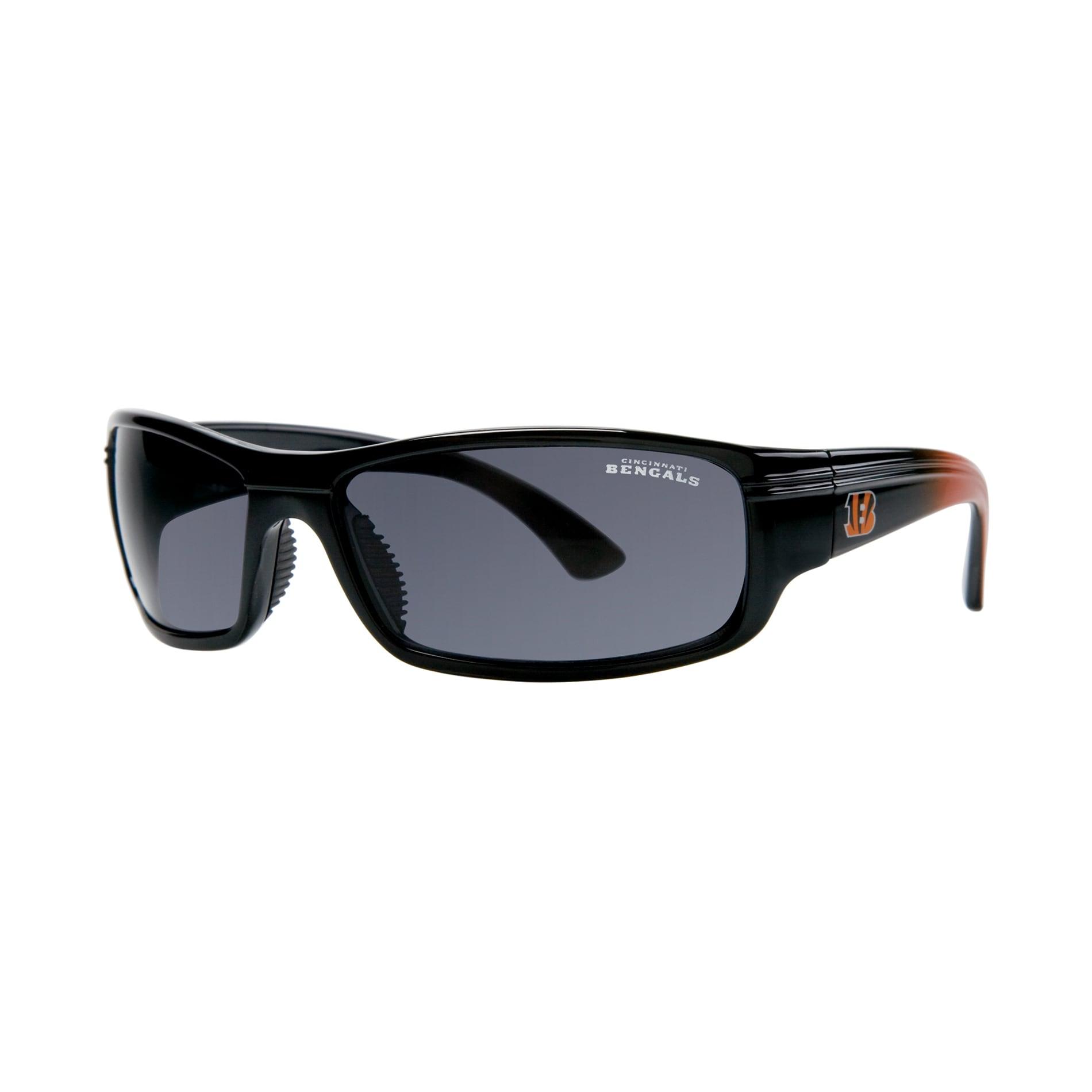 Modo Cincinnati Bengals Men's 'Block 2' Sunglasses