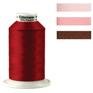 Serger 1094 Yard Thread (Option: Old Rose)