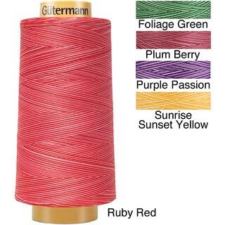 3281-yard Natural Variegated Cotton Thread