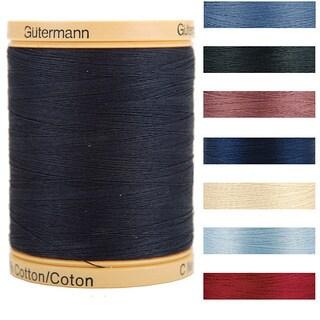Natural Solids 876 Yard Cotton Thread