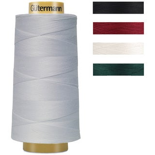 Natural Solids 3281-Yard Mercerized-Cotton Thread
