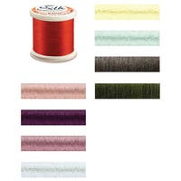 Silk 100 Weight 200 Meters Thread