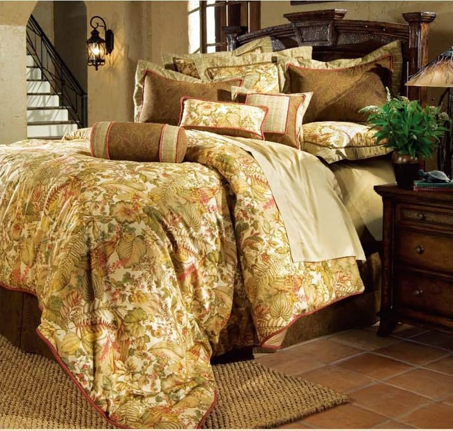 Woodland Queen-size 7-piece Comforter Set
