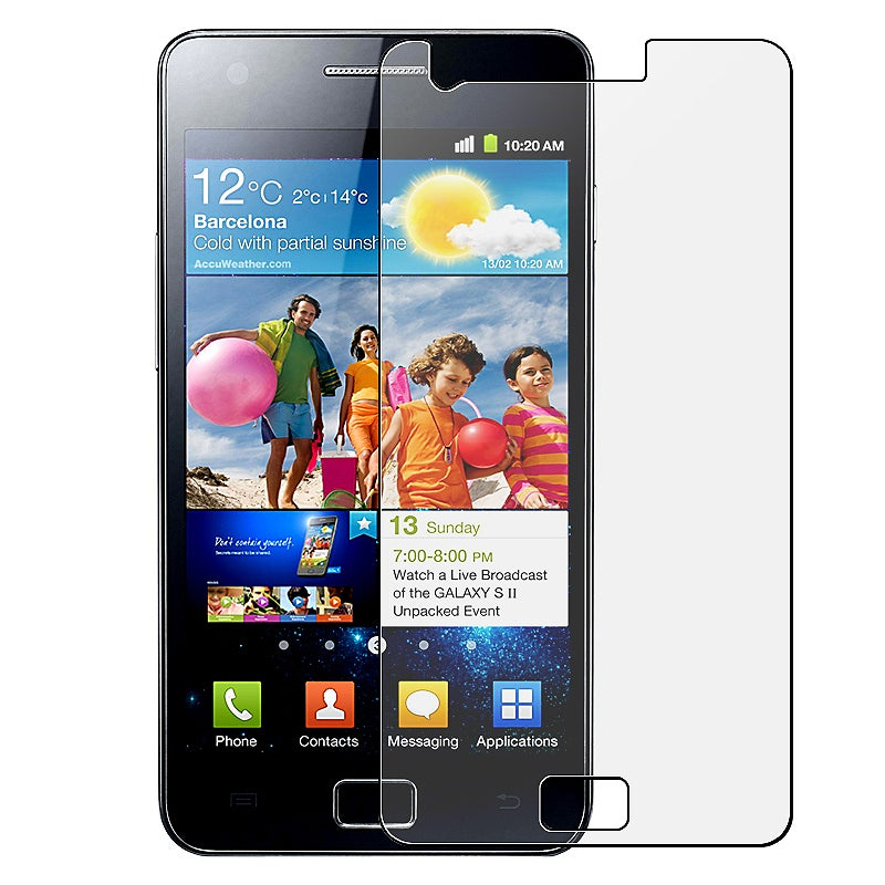 Anti-glare Screen Protector for Samsung Galaxy S II i9100