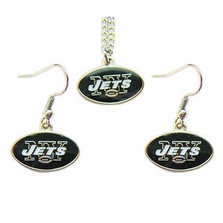 New York Jets Necklace and Dangle Earring Charm Set|https://ak1.ostkcdn.com/images/products/6328630/P13953289.jpg?_ostk_perf_=percv&impolicy=medium