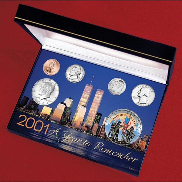 American Coin Treasures '2001 A Year to Remember' Coin Collection