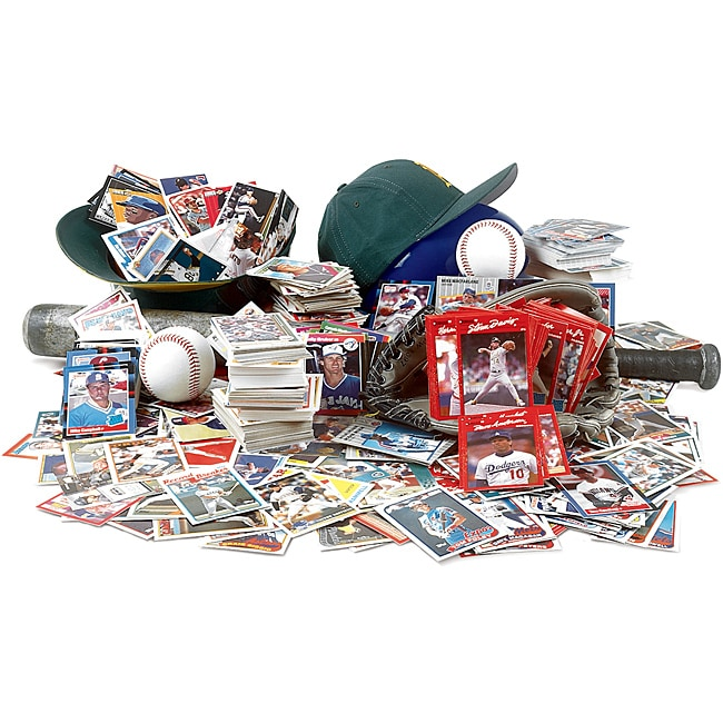 American Coin Treasures Baseball Cards Assortment from Se...