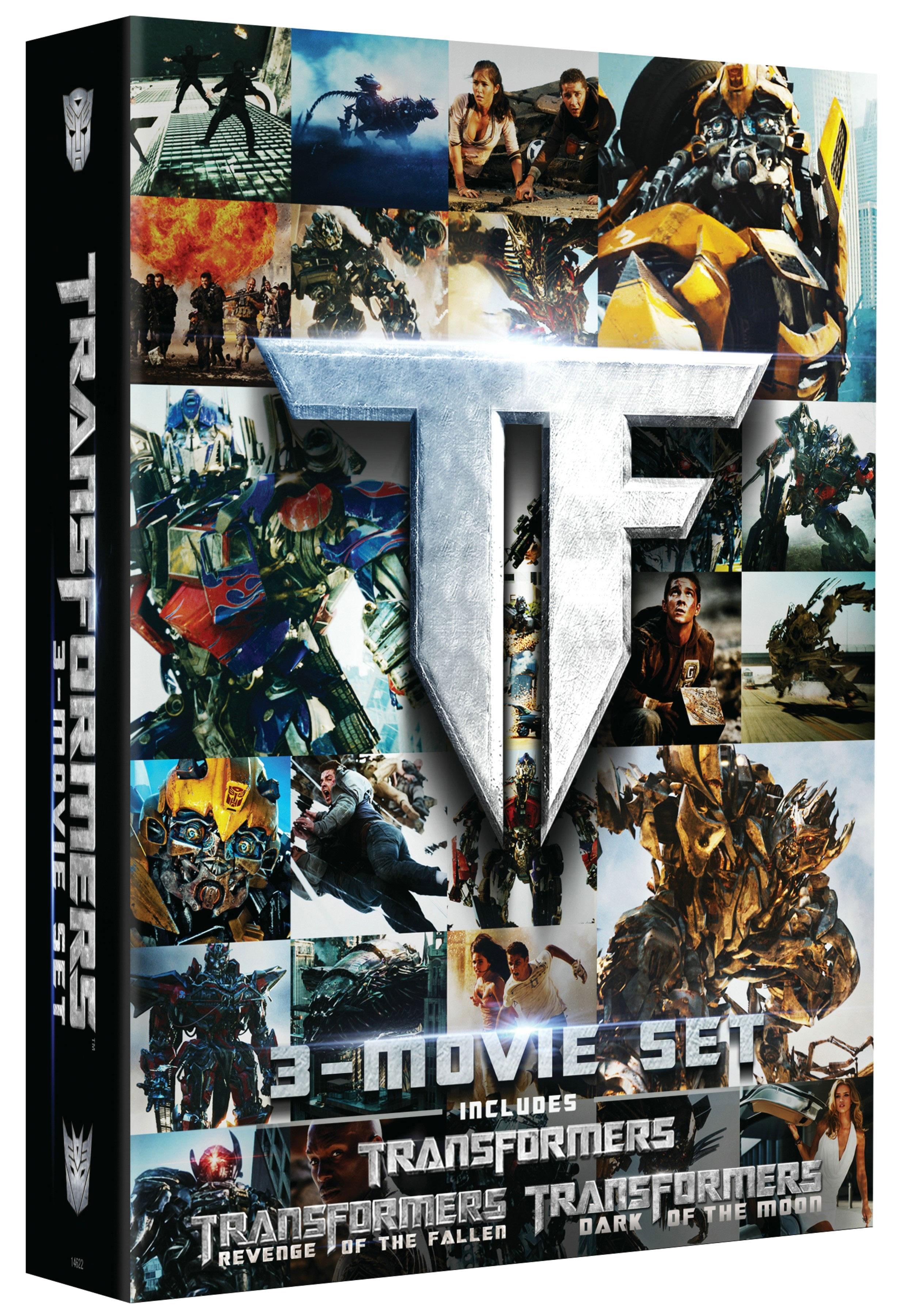 Transformers Trilogy Gift Set (DVD)