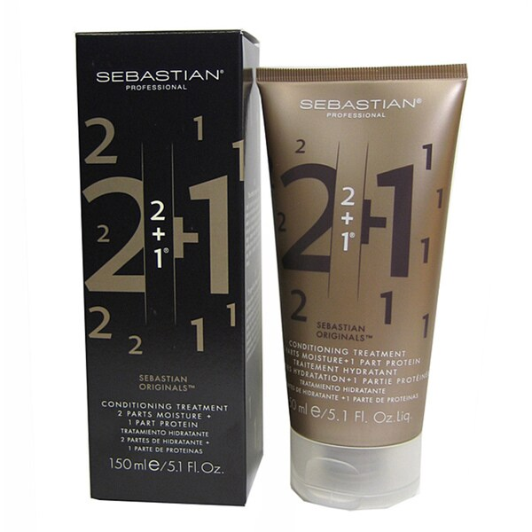 Sebastian 2+1 5.1-ounce Conditioning Treatment
