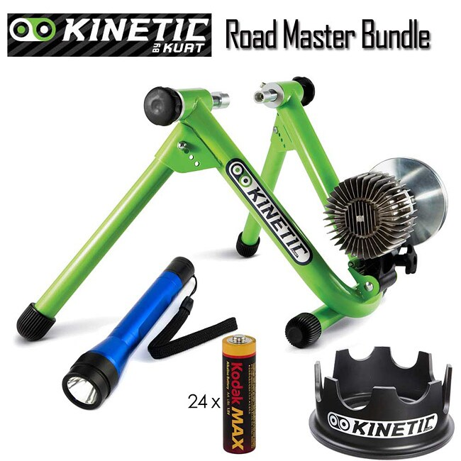 Roadmachine Fluid Trainer Kit