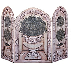 Topiary Fire Screen - Thumbnail 0