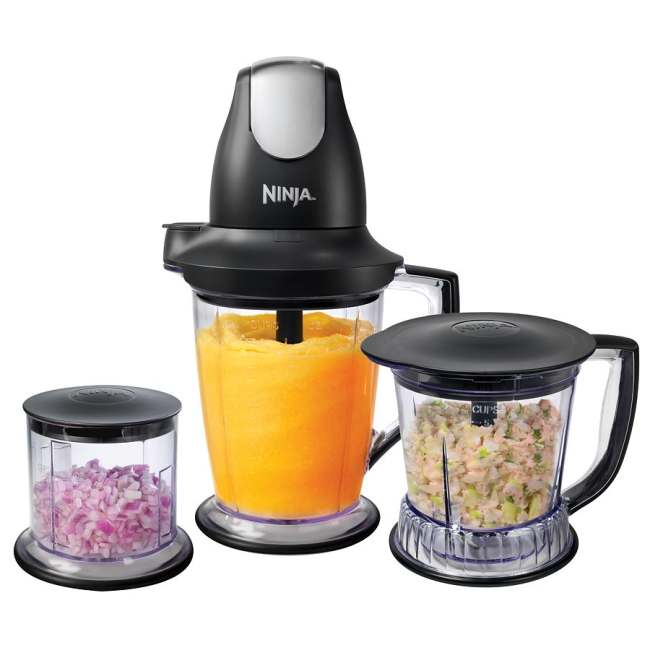 Ninja QB1004 Professional Master Prep Blender and Food Processor (Refurbished) - Thumbnail 0