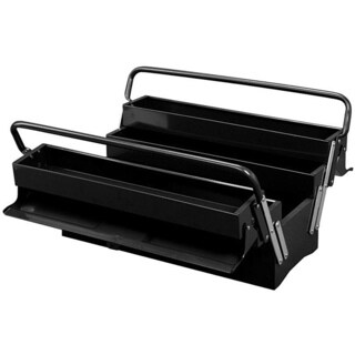 Excel 19-inch Steel Cantilever Tool Box