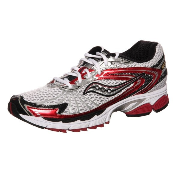 11c28e00a75b Shop Saucony Men s  ProGrid Ride 4  Technical Running Shoes - Free ...