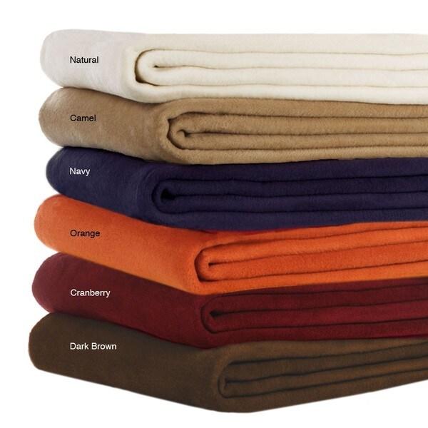 Bocasa Woven Throw Blanket