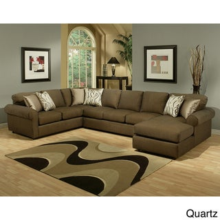 Sectional sofas shop the best deals for apr 2017 for Long couches for sale