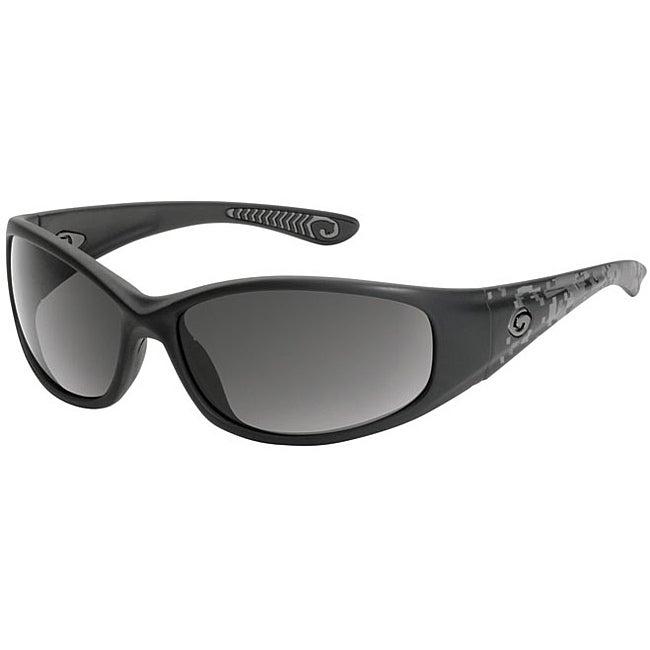 Gargoyles Men's 'Shakedown' Sport Wrap Sunglasses