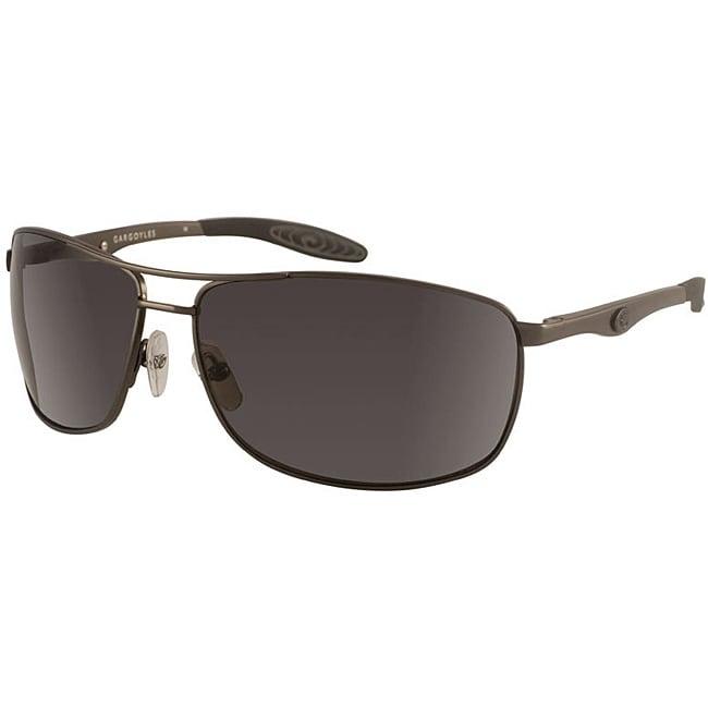 Gargoyles Men's 'Interval' Metal Sport Aviator Sunglasses