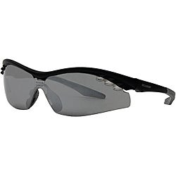 Rawlings Men's Black Nylon Sport Sunglasses