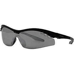 Rawlings Men's Black Nylon Sport Sunglasses