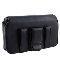 INSTEN Leather Phone Case Cover Holder for Samsung T595 Galaxy - Thumbnail 1