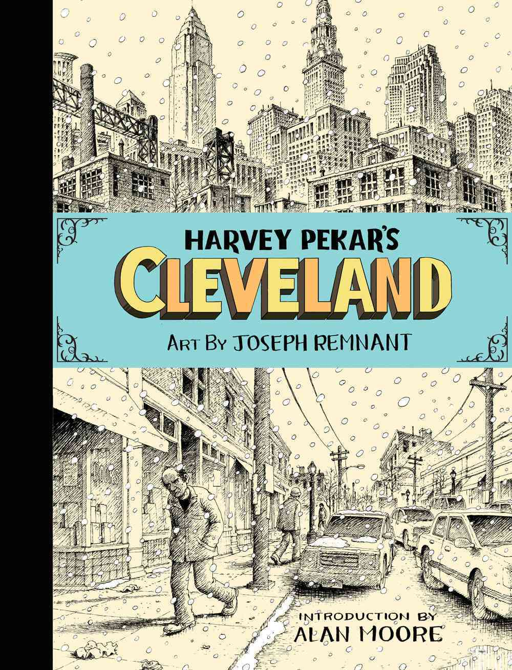 Harvey Pekar's Cleveland (Hardcover)