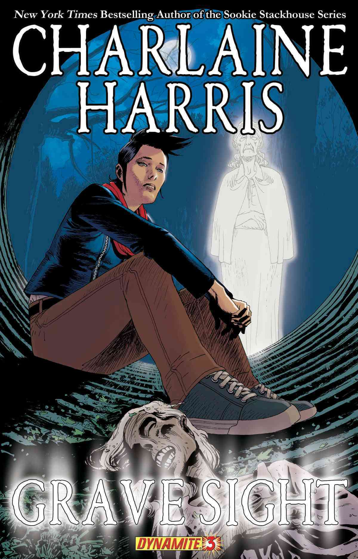 Charlaine Harris' Grave Sight 3 (Paperback)