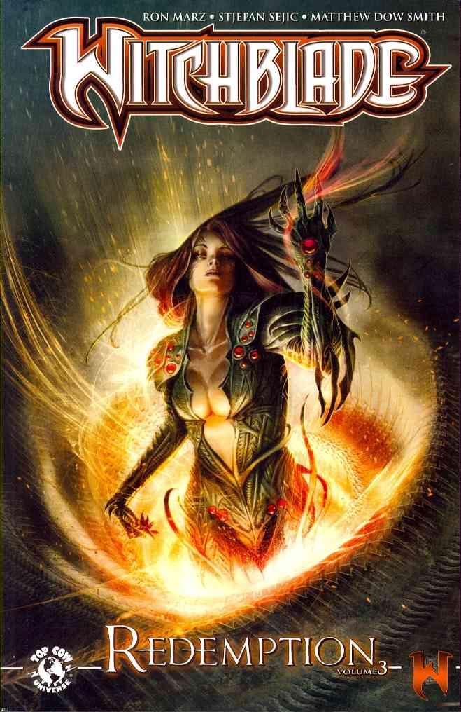 Witchblade: Redemption 3 (Paperback)
