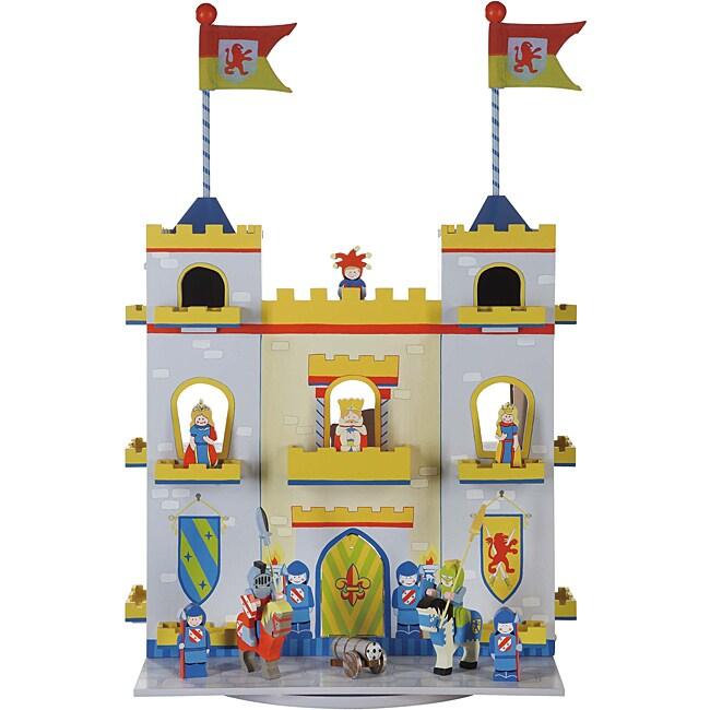 Teamson Kids Children's Prince Play Castle