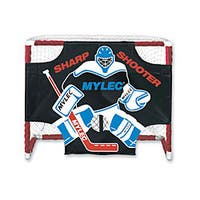 Mylec Sharp Shooter Hockey Shooting Target for Goals up to 72-inches