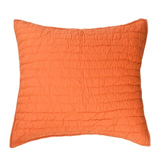 Brighton Orange Decorative Pillow